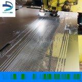 定制304 316不锈钢冲孔网 圆孔板 金属洞洞板
