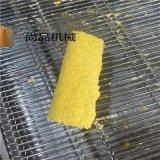 连续式香酥鱿鱼条上糠机 手指鳕鱼排上浆裹粉生产线