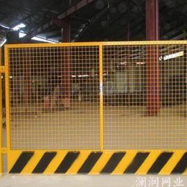 福州施工基坑安全护栏 临时基坑防护栏杆