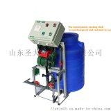 溫室灌溉自動施肥水肥機 山東聖大節水水肥機