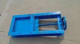 品丞手动插板阀的各种制造工艺