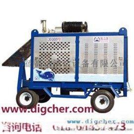 德高洁 DJ 2000/20EM 200MPa压力电动超高压清洗机