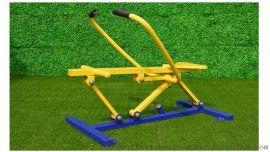 老年人广场健身器材 划船器
