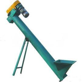 管式螺旋输送机适用范围输送平稳螺旋提升机曹