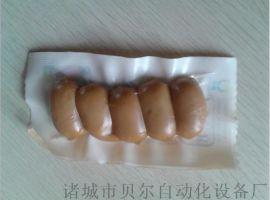 供应台湾烤肠全自动真空包装机