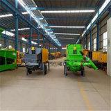 四川泸州混凝土湿喷机/活塞式液压湿喷机现货供应