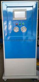 中空移门玻璃充气机氮气充气设备