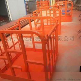 1.5米高空作业吊篮 双人作业吊车吊篮