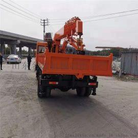 现货随车挖 可挖可吊多用运输车 四轮随车挖