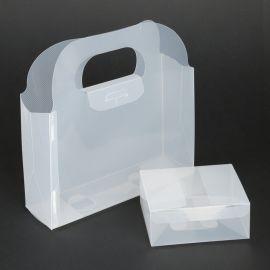 廠家定制生產PET環保印刷塑料彩盒