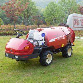 丸山SSA-E501DX自走式四轮驱动果林喷雾车