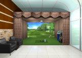 进口室内高尔夫高速摄像高清豪华室内模拟高尔夫