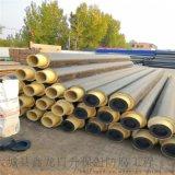 鑫龙日升DN150聚氨酯直埋保温管多少钱一米
