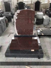 厂家直销 精致花岗岩墓碑 大理石家族 园林墓碑 加工定制