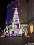 大型聖誕樹生產廠家 大量供應5米大型聖誕樹套餐