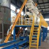 复合一体板设备  fs免拆一体板生产线 安装生产
