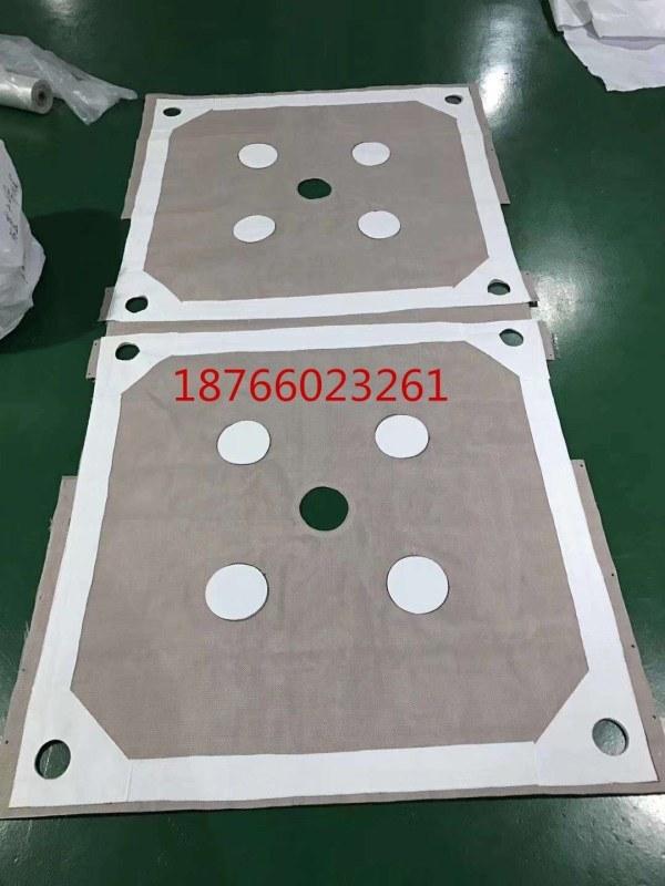 景津高温高压板框压滤机滤布