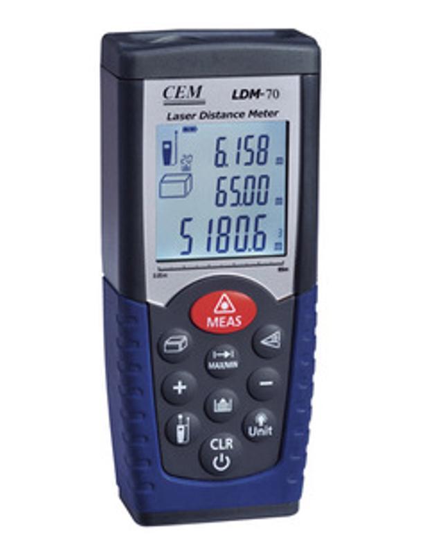 70米激光测距仪,手持式激光测距仪LDM-70