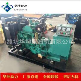 东风康明斯柴油发电机组50kw发动机4BT3.9-G2纯铜无刷电机发电机
