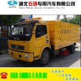 国五柴油D7东风多利卡道路清扫车|扫地机扫地车图片