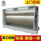 厂家供应环保除尘喷漆设备 水帘柜喷漆台 喷漆房水帘机