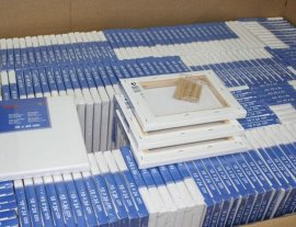 純棉帆布框(W3801)