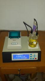 WS-8A微量水分测定仪,全自动微水检测仪