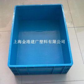 厂家直销 635*465*225 塑料物流箱  可加防尘盖EU塑料周转箱
