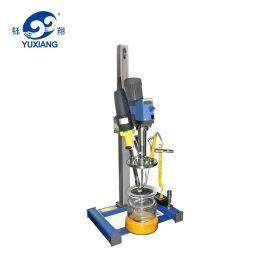 厂家直销实验室膏霜乳化机 高速剪切实验室小型均质乳化机可试机
