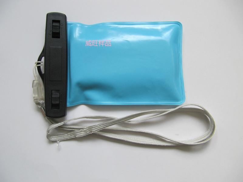 威旺生产PVC防水手机套