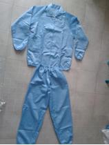 上海紅萬工裝 制服 服裝 防靜電工作服裝 加工生產