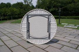 可折叠携带方便的塑料折叠桌