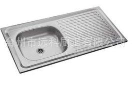 出口外贸厨房厨具不锈钢水槽洗菜盆YK1051L