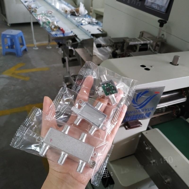 天线分配器包装机,高清分配器包装机