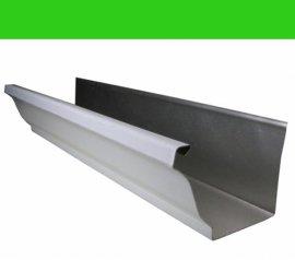 彩铝落水系统、成品天沟、方形雨水管、PVC落水管、山东成品天沟