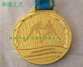 深圳那里可以定做运动员奖牌,金属奖牌制作