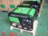 上海市SW190AQY电启动190A汽油发电电焊机