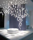 簡約現代吹玻璃餐廳吊燈