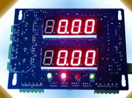 LS902A型自动售水机控制板投币刷卡打水控制器