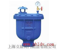 上海立盾阀门复合式排气阀