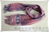 2015年德清豐錦新春爆款名族風抽象圖案中長款圍巾