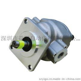 GPY-11.5R 高压齿轮泵 SHIMADZU液压泵头