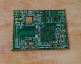 廣大電路板工廠生產多層PCB沉金板、多層半孔電路板、PCB來圖來樣加工