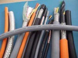 耐油耐弯曲移动拖链电缆厂家