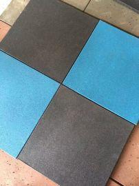室外耐磨橡胶地砖 安全橡胶地砖  幼儿园橡胶地砖