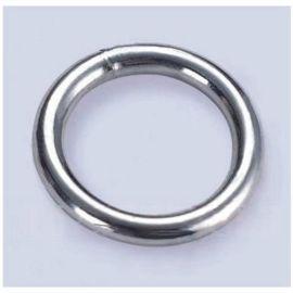 焊接金属圆环 铁圆环 开口环 链条连接环