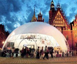 球形篷房_dome篷房_圆形帐篷出租