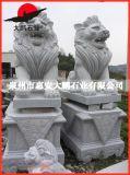 精品热销 惠安雕刻港币狮动物石雕 花岗岩
