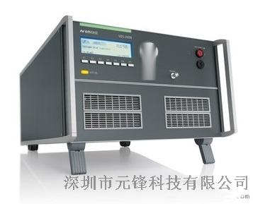 四象限电压跌落模拟器/电池供电模拟及直流电压源 emtest VDS200Q-series