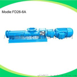 杂质泵 输送泥沙浆 灰浆 油压驱动 大流量泥浆泵